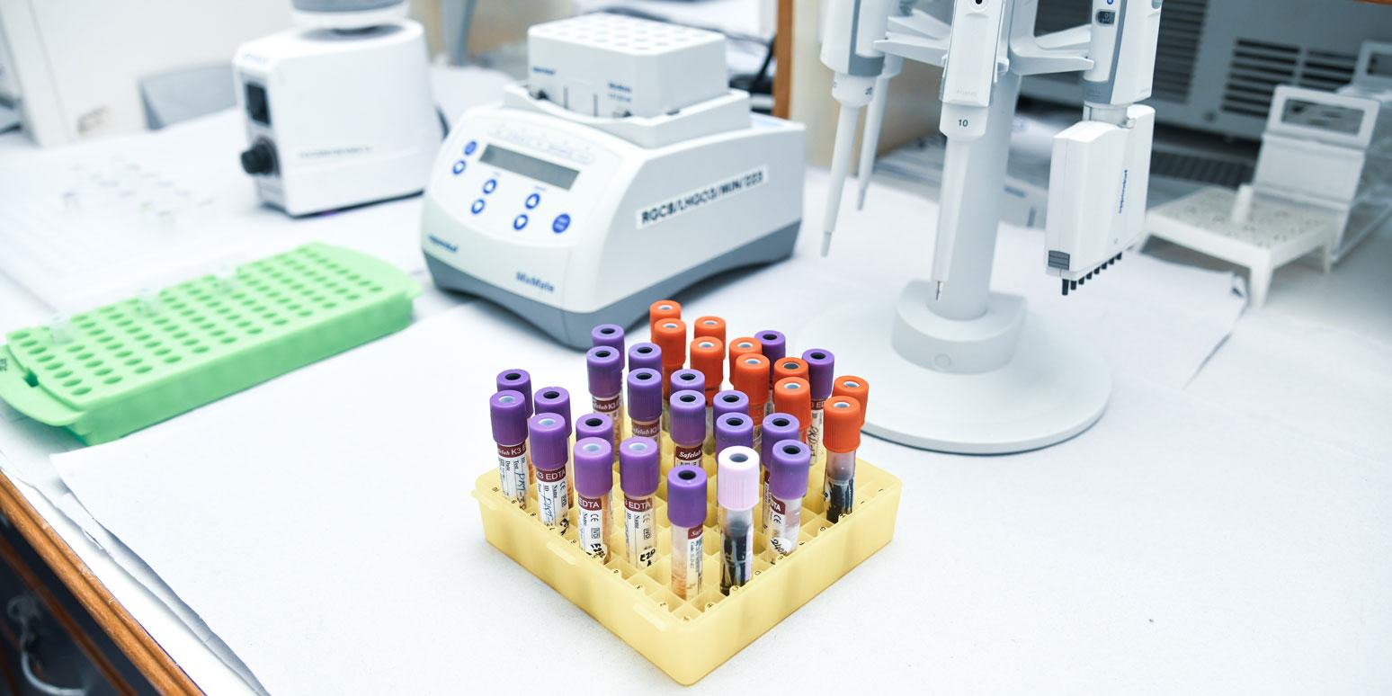 Rajiv Gandhi Centre for Biotechnology (RGCB), Department of